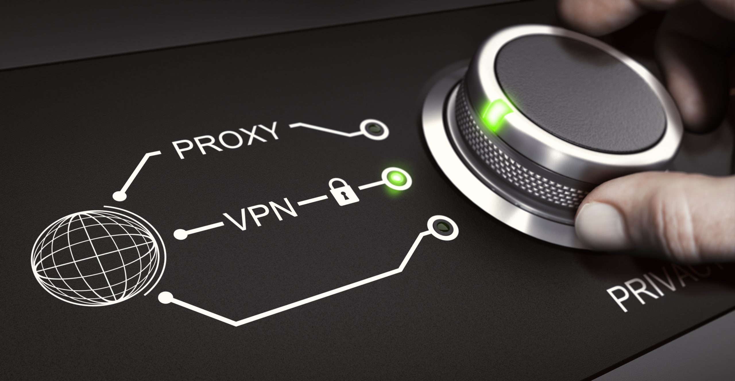 VPN Shield to protect your content