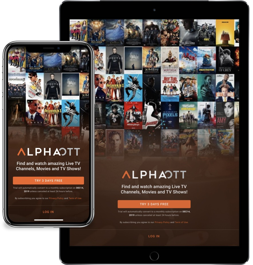 AlphaOTT™