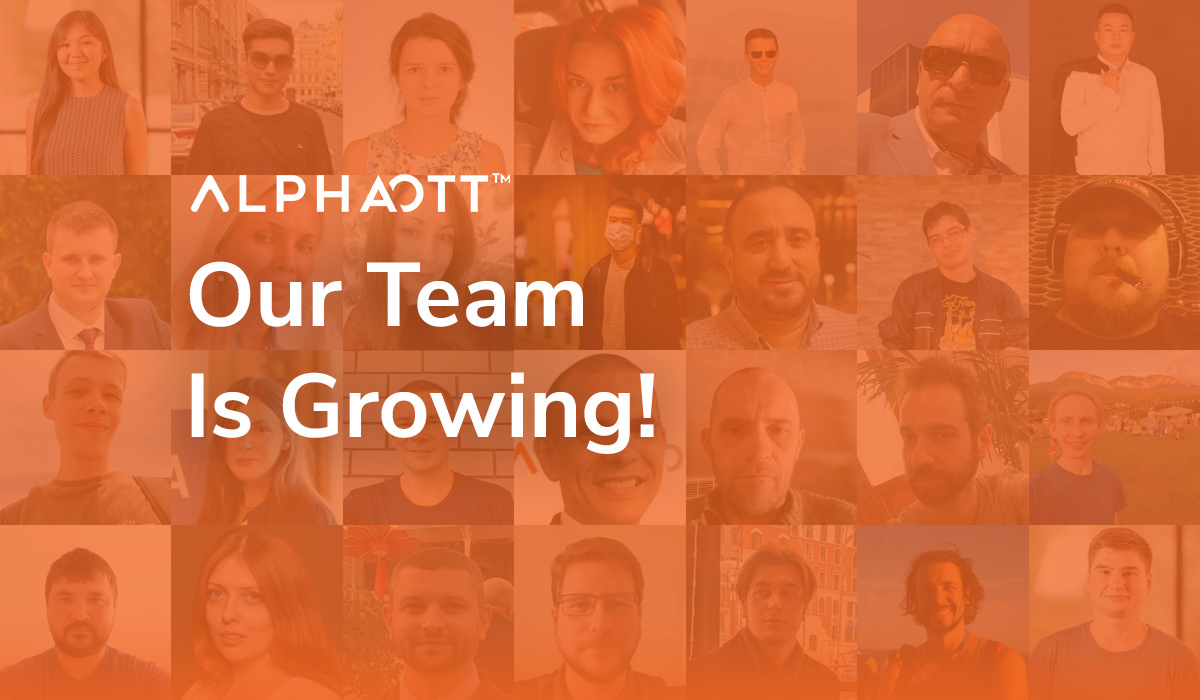 Our Team Is Expanding